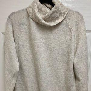 H&M oversized turtle neck sweater